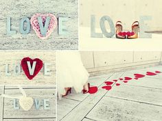 Love and Heart Theme Wedding Favors, Bridal Shower Favors - Favor Couture