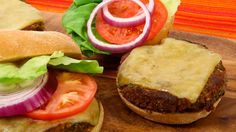 Curried Lentil Cashew Burger - Recipes - Best Recipes Ever - A recipe for
