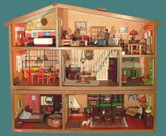Duracraft 39 S Bellingham Farmhouse Dollhouse Interiors