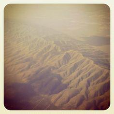 Mountains in Monterrey Mx
