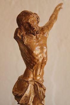 """Obra de Aleijadinho é achado em Itu. O Cristo bailarino """"A obra evidencia a plena maturidade técnica de Aleijadinho no que se refere à anatomia"""", detalha o laudo."""