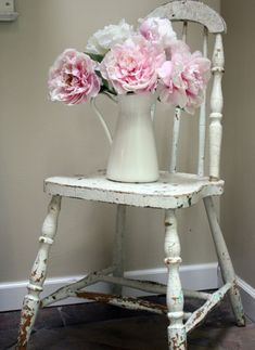 Shabby Chic style chair