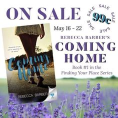SALESALESALE  ) #RebeccaBarber..) .) #Sale99c   (. (. #ComingHome  99C #FreeOnKU  Coming Home By Rebecca Barber Finding Your Place #1http://bit.ly/2qbLdrE  Running away was Zoe Sinclairs answer to her problems Zoe has missed too much since she fled home ten years ago. Now it is finally time to go back. And with her friends birthday party days away it is the perfect opportunity. On her way into town her car breaks down and then shes attacked and left for dead among the dirt and dust on the…