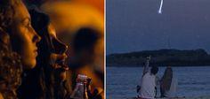 Vous connaissez la célèbre superstition : lorsqu'une étoile filante passe, il faut faire un voeu. En Israël, Coca-Cola est parti de ce constat pour mettre en place une campagne d'ambient marketing amusante en collaboration avec l'agence Gefen Team. Coca-Cola a piégé plusieurs bouteilles connectées à des drones sur une plage du pays la nuit. Les drones, quasiment invisibles pour les personnes présentes, survolaient alors la mer.