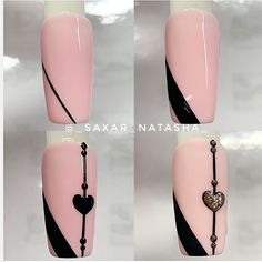 Semi-permanent varnish, false nails, patches: which manicure to choose? - My Nails Nail Manicure, Diy Nails, Nail Polish, Nail Art Designs Videos, Gel Nail Designs, Nail Art Hacks, Nail Art Diy, Nagellack Trends, Nagel Gel