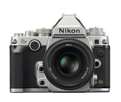 Nikon Europe B.V. - Fotocamere Digitali - REFLEX - Professional - Df - Digital Cameras, D-SLR, COOLPIX, NIKKOR Lenses