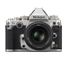 Nikon Europe B.V. - Digitale Camera's - Reflex - Consumer - Df - Digital Cameras, D-SLR, COOLPIX, NIKKOR Lenses