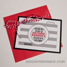 cute tag if you do end of the year slideshows as gifts!