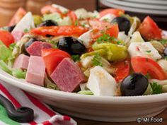The key to a great antipasto is have the right mix of tastes and textures and we have the secret. This easy recipe will have you creating an antipasto as good as any you'd find in a restaurant. Just toss together this classic Italian Antipasto with readily available ingredients from your market, and enjoy!