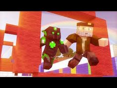 Thewillyrex DERRAPANDO EN HIELO!! WIPEOUT   Minecraft Race Map   sTaXx v...