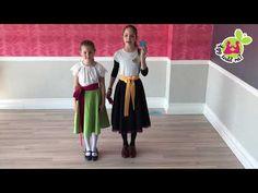 "Táncos mozgásfejlesztés - Páros lábon ugrás & érintés - Így tedd rá! ""OTTHON"" - YouTube Paros, Kids Learning, Ted, Dance, Songs, Youtube, Folk, Projects, Fashion"