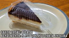 A Torta Holandesa é um dos doces mais pedidos nas melhores docerias do Brasil. Confira a receita prática e deliciosa de Torta Holandesa que trazemos hoje e