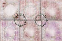 Digital Textures Digital Background Scrapbook by digitalpaperetc