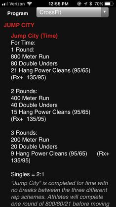 Crossfit Workouts At Home, Crossfit Gym, Amrap Workout, Conditioning Workouts, I Work Out, Physical Fitness, Health Fitness, Powerlifting, Programming