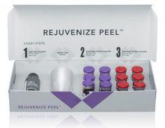 SkinMedica Rejuvenize Peel 6 Peel Kit  Buy It Now At :  www.skincaresolutionsstore.com