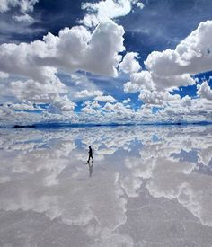 So Breathtaking!  ~  Salar De Uyuni - Bolivia | Full Dose