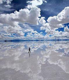So Breathtaking!  ~  Salar De Uyuni - Bolivia   Full Dose