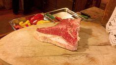 Fiorentina 600 gr - tra i piatti #GIFT http://www.cadelach.it/i-ristoranti/il-magnader.php