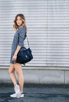 Outfits con zapatillas ¿Como combinar nuestras prendas de vestir con zapatillas?