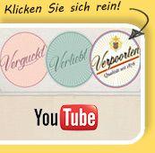 Neue Videos mit Verpoorten Original Eierlikör