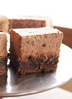 Mocha Brownies @Reena Dasani Drummond | The Pioneer Woman