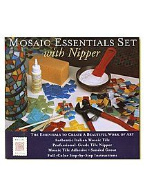 Save Up to 45% on Mosaic Essentials Set with Nipper at Mister Art - Up to 45%…