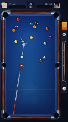 Billard 8 Pool, Billiards Game, Pool Games, Game Ui, Mobile Ui, Poker Table, Entertainment, Stars, Pool Billiards Game