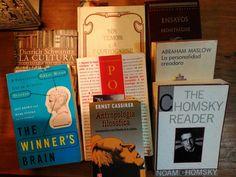"""Algunos libros fundamentales para escribir """"Ser, No Parecer"""""""