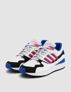 1f6304d473e1 Adidas   Ultra Tech Sneaker in Crystal White Shock Pink Black