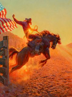 The National Cowboy & Western Heritage Museum in Oklahoma City is America's premier institution of Western history, art and culture. Cowboy Horse, Cowboy Art, Salt Lake City, Westerns, Cowboy Photography, Rodeo Cowboys, Real Cowboys, Cowboy Pictures, Rodeo Life