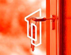 Santa Lucia, Behance, Symbols, Neon Signs, Letters, Logo, Construction Materials, Identity, Logos
