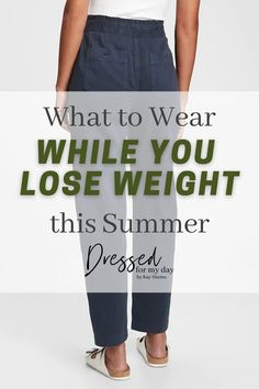 Mini Capsule Summer Wardrobe to Wear While You Lose Weight This Summer - styles for women over 50 Put On Weight, Trying To Lose Weight, Summer Wardrobe, Capsule Wardrobe, Nice Dresses, Summer Dresses, Style Me, Classic Style, Second Skin