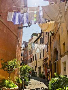 The most beautiful destinations in Italy - Trastevere