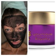 Younique detoxifying mask. Make your skin feel fabulous!!  http://www.youniqueproducts.com/AngelKolb/party/5481558/view