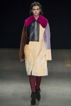 delicious colour inspiration from Fashion Week... Fall 2014 Trend Reports  Phillip Lim