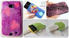 Fundas DIY para triunfar con tu móvil