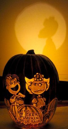 The Great Pumpkin by Dan Szczepanski