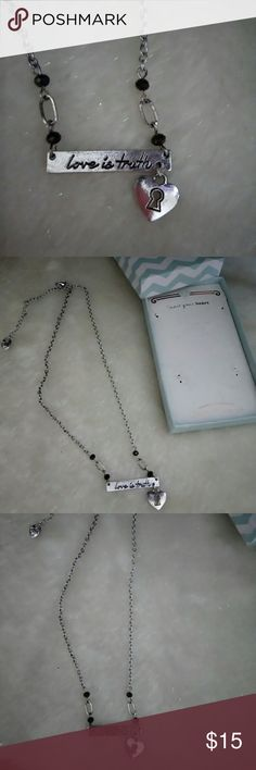Sandra magsamen silver necklace Sandra magsamen moments and memories necklace. Casual necklace brand new in a box. Adjustable prefer long or short. Comes with the box. sandra magsamen  Jewelry Necklaces