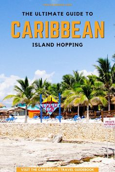 Island hopping in the Caribbean seems like a great way of taking in lots of smaller destinations in one visit. However, it's not as easy as one might think. This Caribbean Island Hopping Guide includes practical tips, considerations and itinerary ideas. | Travel Dudes Visit the Caribbean Travel Guidebook #Caribbean #IslandHopping | Caribbean Islands | Caribbean Islands Vacation
