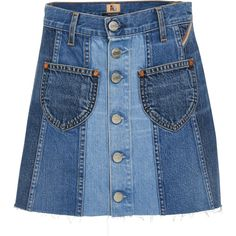 Jean Atelier Eloise High Rise Denim Miniskirt In Jagger High Waisted Denim Skirt, Denim Mini Skirt, Mini Skirts, Short Skirts, Waist Skirt, Jean Skirt Outfits, Skirt And Sneakers, Winter Skirt Outfit, A Line Mini Skirt