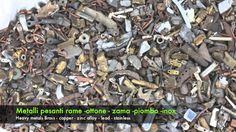 GHIRARDUZZI Separazione Alluminio - Metalli pesanti  Separation Aluminum...
