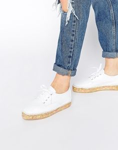 Yes Tonga Lace Up Espadrilles
