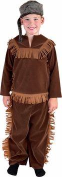 childes premier daniel boone costume #ChildrensCostume #HalloweenCostume #Halloween2014
