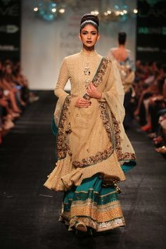 Lakmé Fashion Week – Vikram Phadnis at LFW WF 2014