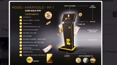 Karatcoin Bank just released ATMs on Presales! These ATMs dispense such as Gold Atm, Gold Runner, Going For Gold, Body Workouts, Earn Money Online, Wood Table, Freedom, Savings Plan, Make Money Online