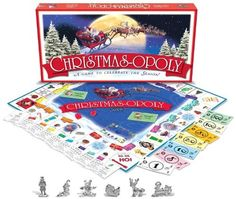Get some Christmas Trivia Games and add some extra fun to your holiday party! There are lots of places to find trivia games about Christmas and this page is one of them. There's some trivia questions and answers at the bottom of the page for you to enjoy. Christmas Trivia Games, Christmas Board Games, Family Game Night, Family Games, Monopoly Game, Santa Letter, Holiday Traditions, White Elephant Gifts, Merry Christmas