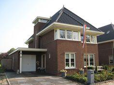 bestrating oprit jaren 30 huis | Herenhuis - Herenhuis - Bouwen - Wonen.nl