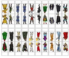 image regarding Printable Paper Miniatures known as 19 Least complicated Absolutely free Paper Miniature Sets shots Free of charge paper