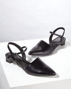Issa Kitten Heel Pointed Shoe