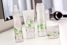 NEW Wella Professionals Elements Range NOW in stock at Francesco Group Newport, Shropshire, England. 01952 825821 (FREE OF SULFATES, PARABENS AND ARTIFICIAL COLOURANTS)
